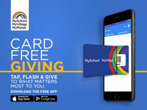 My School Digital Card Download